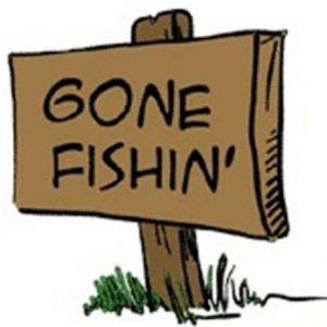 Happy Independence Day – Gone Fishing