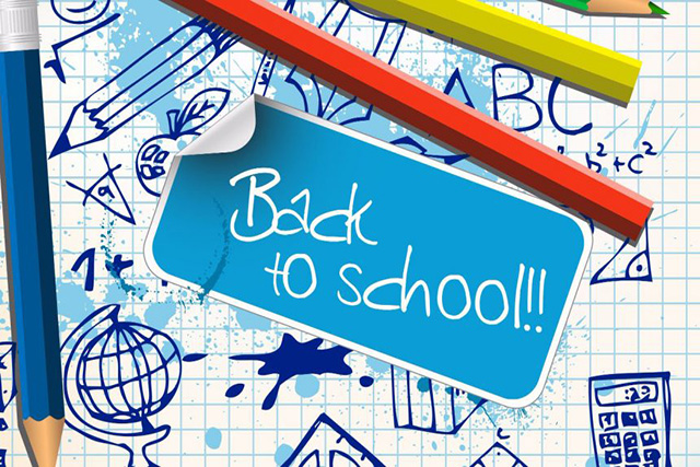 Back to School Healthy Tips For the Family