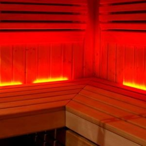 Detox Part Two: Ionic Foot Bath and Infrared Sauna